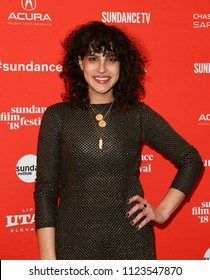 PARK CITY, UT-JAN 22: Director Desiree Akhavan attends 'The Miseducation of Cameron Post' premiere at the 2018 Sundance Film Festival at Eccles Theater on January 22, 2018 in Park City, Utah.