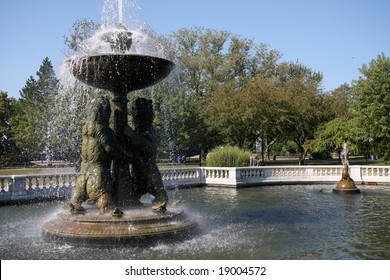 Park Fountains