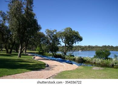 Park near Perth