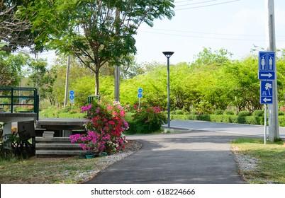 park outdoor
