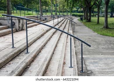 park stair