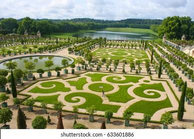 Jardins De Versailles Images Stock Photos Vectors Shutterstock