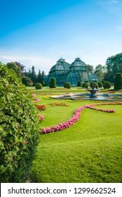 Schönbrunn park, Vienna, austria