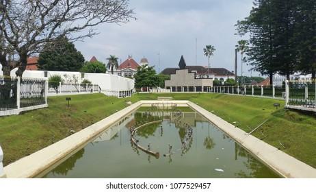 park in Yogyakarta indonesia