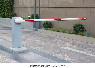 parking barrier system, automatic car park security system