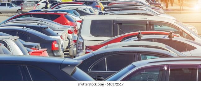 Parking cars