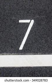 Parking lot number 7