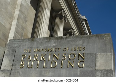 Parkinson building Leeds University