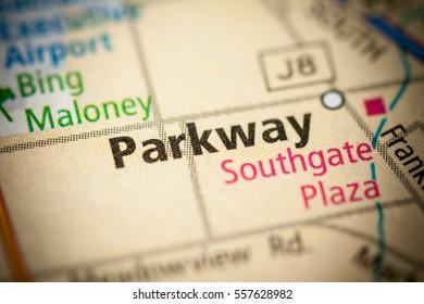Parkway. California. USA