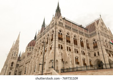 Parliament, Budapest: where the government works
