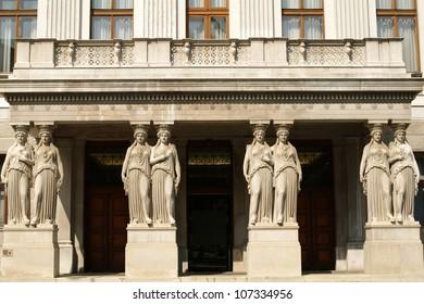 Parliament Building / Wien
