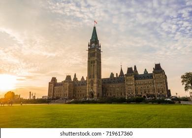 Parliament Hill Ottawa