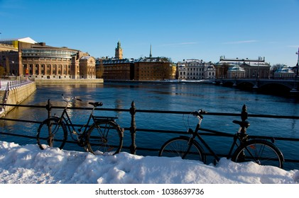 cykel city stockholm