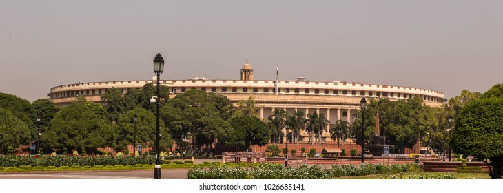Parliament Of India in Delhi