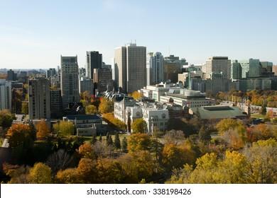 The Parliament - Ottawa - Canada