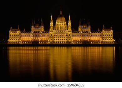 Parliament Reflections