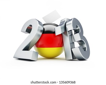 Parliamentary elections in Germany 2013