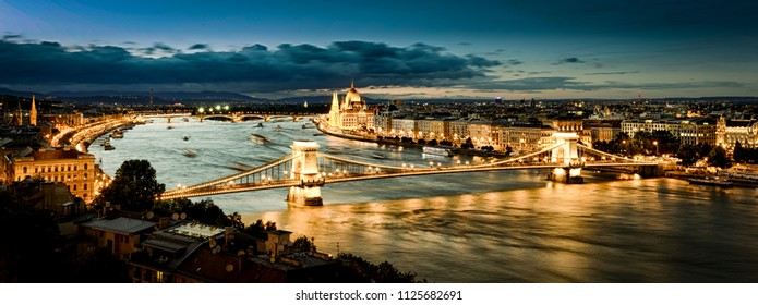 Parliament,Budapest at sunset