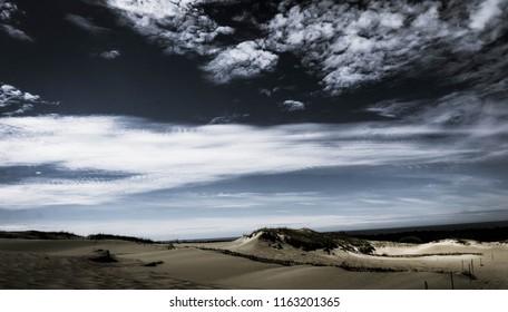 parnidzio kopa, Nida, Lithuania
