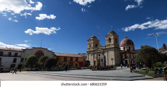 Parque Constitución - Huancayo