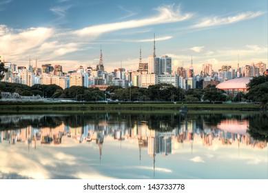 Parque Ibirapuera - Sao Paulo - Brazil