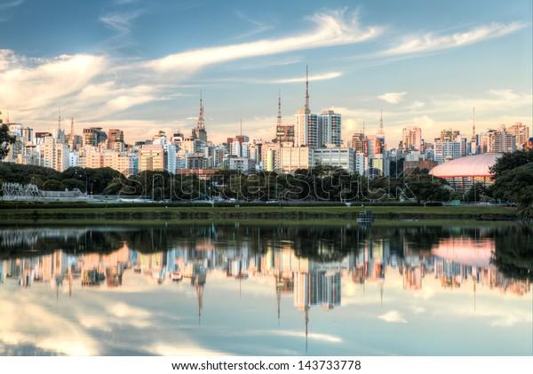Parque Ibirapuera - São Paulo - Brasil