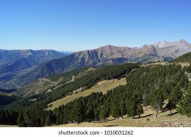 Parque Nacional de Ordesa y Monte Perdido, Aragón, Spain