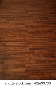 parquet floor walnut background