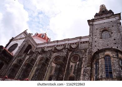 Parroquia de San Francisco de As's. Cuetzalan Del Progreso, Puebla Mexico.