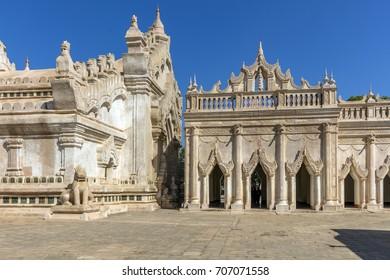 Part of Ananda Temple, Bagan, Myanmar