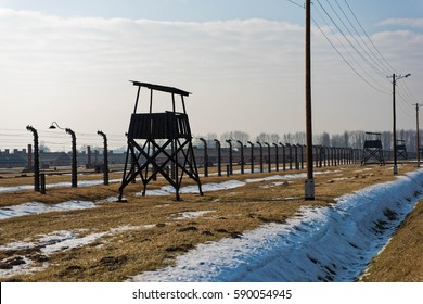 Part of Auschwitz Concentration Camp