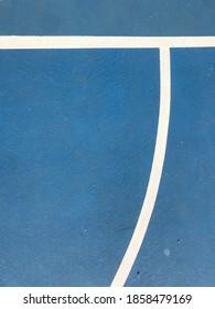 A part of basket ball court -1