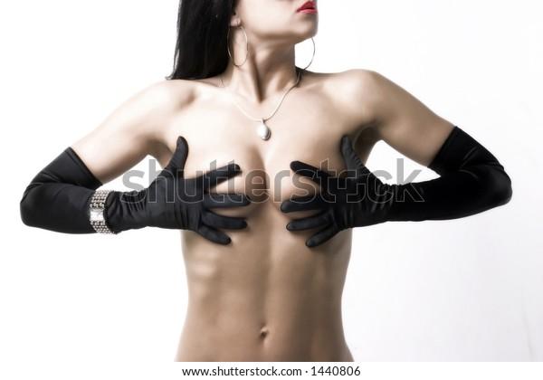 part of beauty woman body