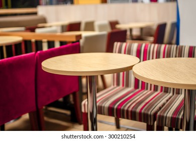 part of coffee shop