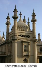 Part of the Royal Pavillion, Brighton, UK