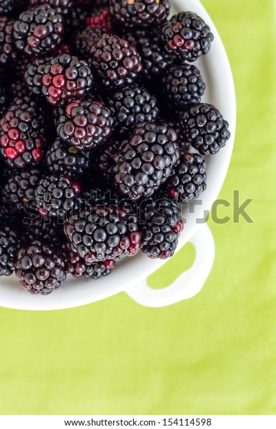Part of a series showing the preparation of Apple and Blackberry Pie.
