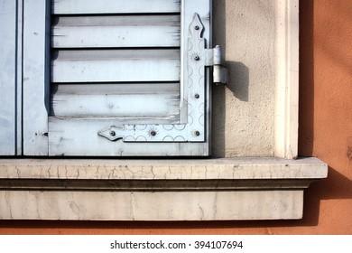 part of window