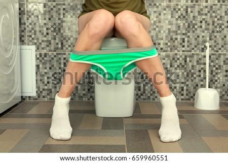Boot pee sock tights toilet undies wee