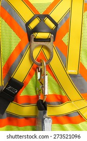 The part of worker's protection equipment