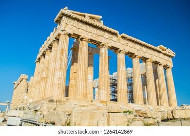 Parthenon Greece athens