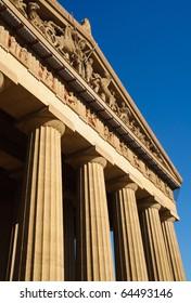 Parthenon replica in Nashville