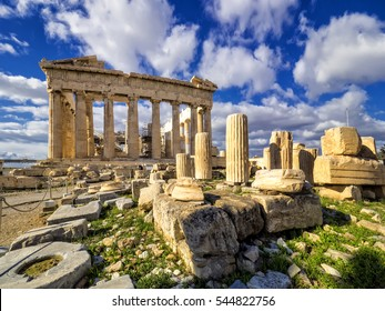 Parthenon/Acropolis of Athens