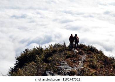 Partner - the road on the top of the moutain - Together we go on the road which on the top of moutain - Bach Moc Luong Tu, the 4th highest moutain in Viet Nam-Lao Cai, Lai Chau. So excited, so amazing