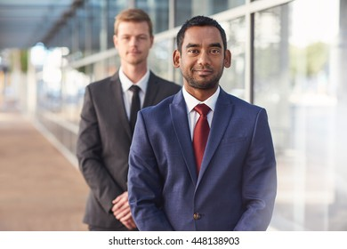 Partners in the corporate business world