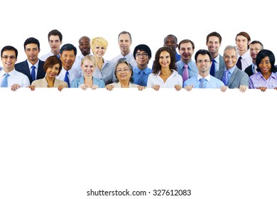 Partnership Cooperation Teamwork Business Banner Concept