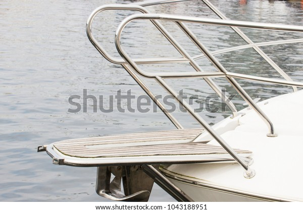 Parts Detail Sail Sailboat Yacht Port Stock Photo (Edit Now