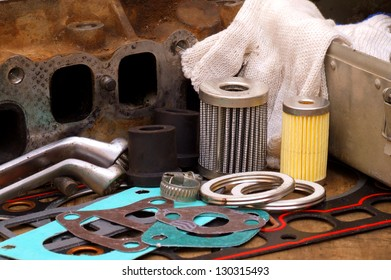 parts for engine repair