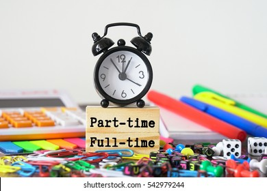 Part-time & Full-time