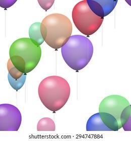 Party balls, balloons