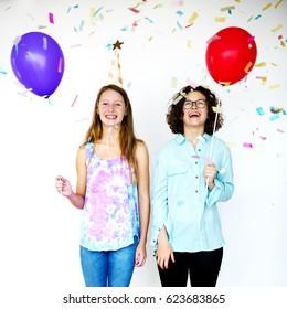 Party Celebrate Enjoyment Festive Activities